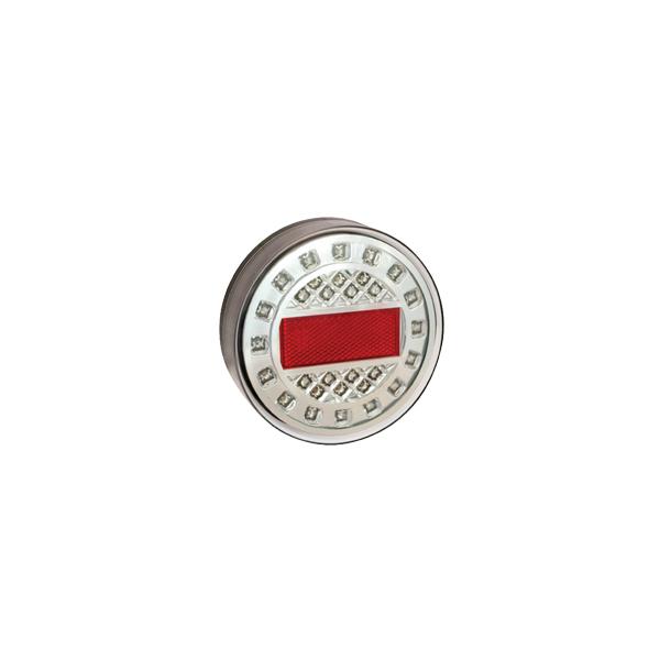 1XRWE LED-Retourscheinwerfer/Reflektor