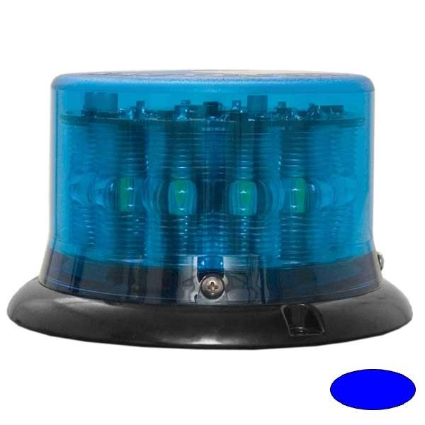 IMPACT LP, 10-30VDC, Warn-u.Haubenfarbe blau, 3-Lochbefestigung