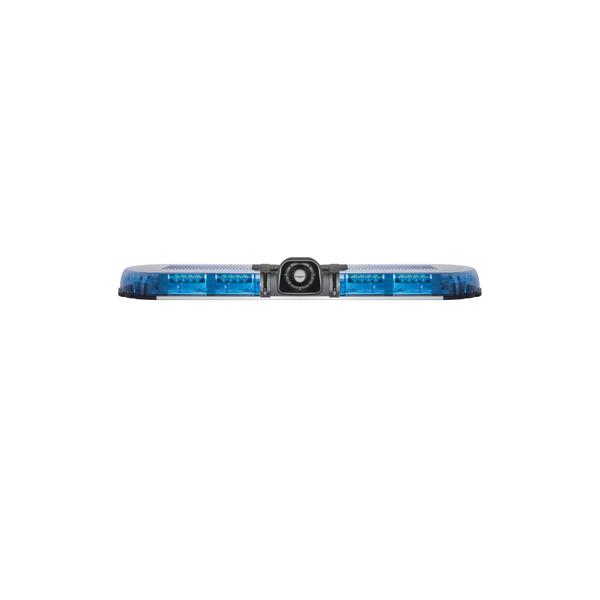 XPERT 4PRO-2PROM-2PF, L=1229mm, 10-30VDC, Warn-u.Haubenfarbe Blau, 1x Akustikcenter 50W