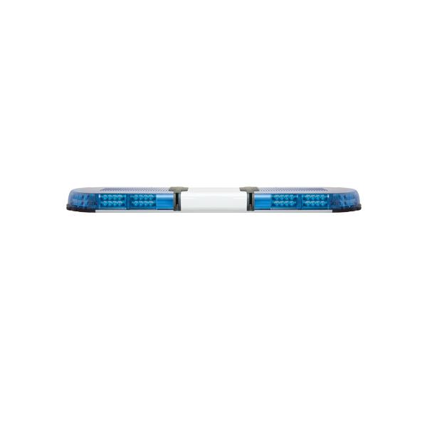 XPERT 4PRO-4PF, L=1229mm, 10-30VDC, Warn-u.Haubenfarbe Blau, Schild 300mm (12 o.24VDC)