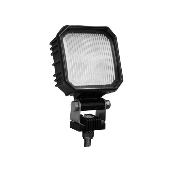LED-Retour- und Arbeitsscheinwerfer Serie EUROSTAR Modell 29.63.L23, ECE R23 Zulassung, 10-30VDC, Aufbaumontage