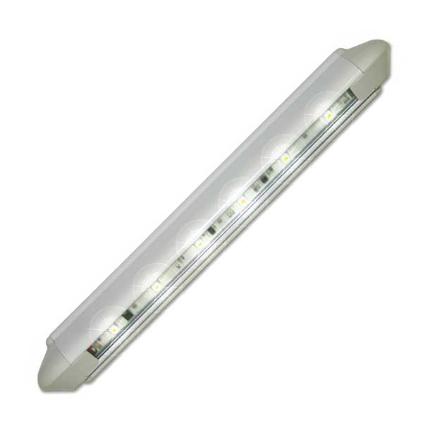 LED-Ausstiegsbeleuchtung ASTRO LL2CW250/2, 12 LEDs, 320lm, 24VDC