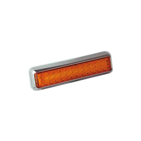 200CAME LED-Fahrtrichtungsanzeiger, Montagerahmen chrom