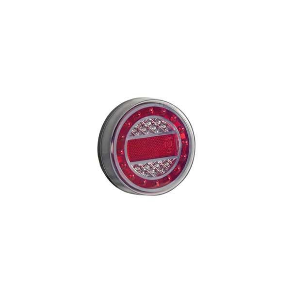 1XRE LED-Mehrkammerleuchte, Stop-/Schlusslicht/Fahrtrichtungsanzeiger/Reflektor