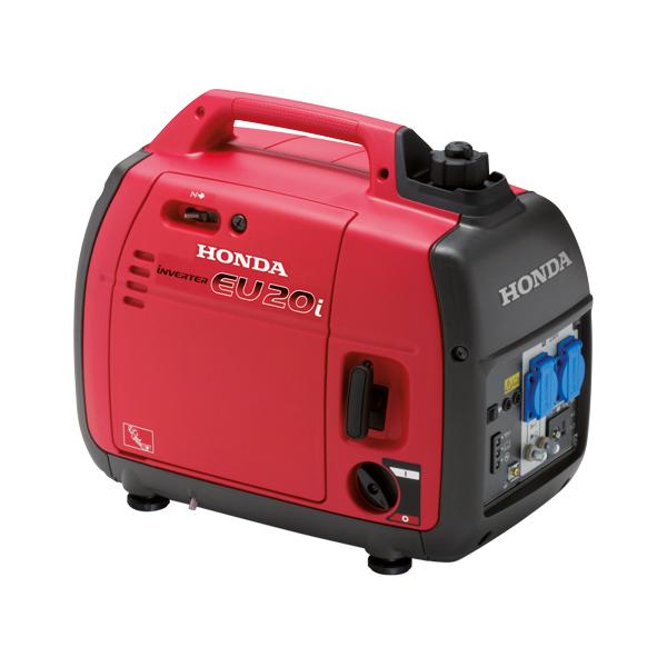 HONDA EU 20i Stromerzeuger, Invertertechnologie, 230VAC, 2000VA, 4-Takt Benzinmotor