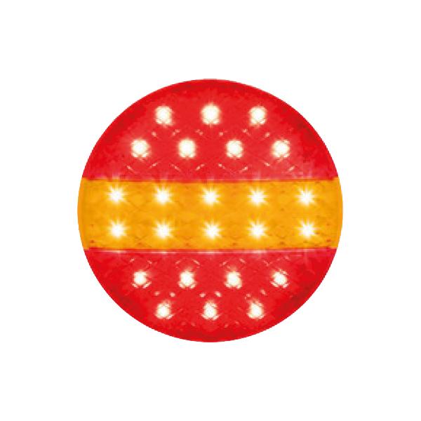 EU140STIM LED-Heckleuchte, Stop-/Schlusslicht/Fahrtrichtungsanzeiger